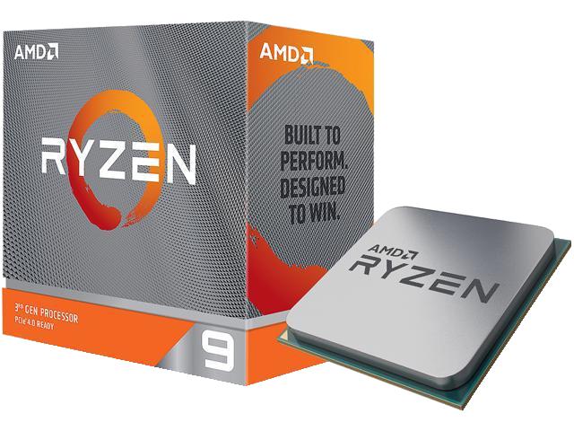 AMD Ryzen 9 3700x Processor