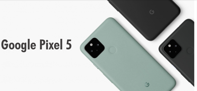 Google Pixel 5 - Specification