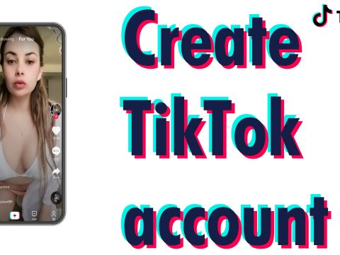 How to Download and Create TikTok Account