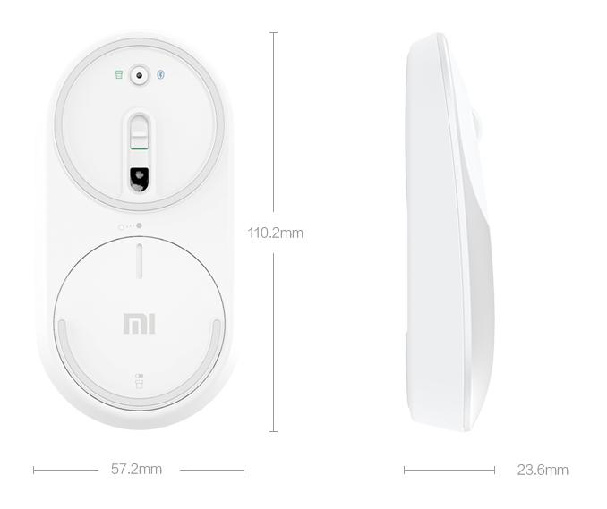 Mi Portable Mouse design