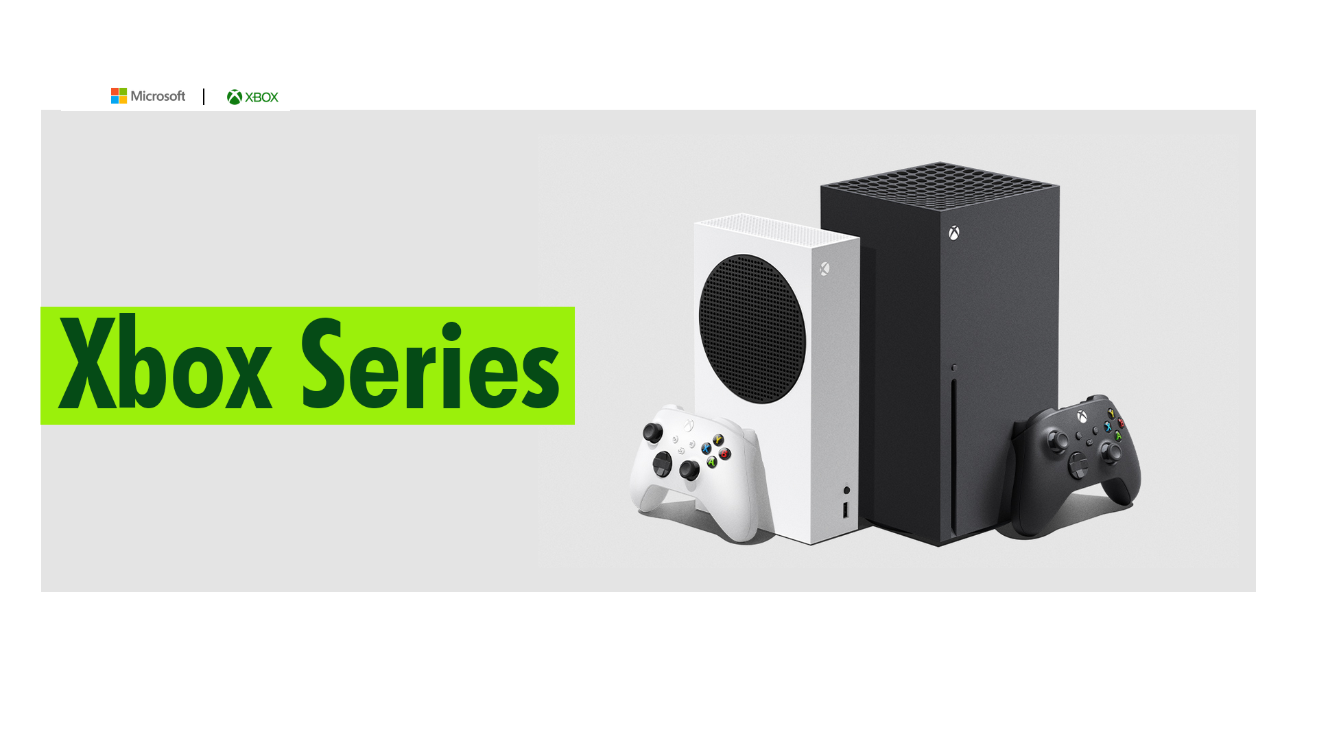 Xbox Series S - Early specification