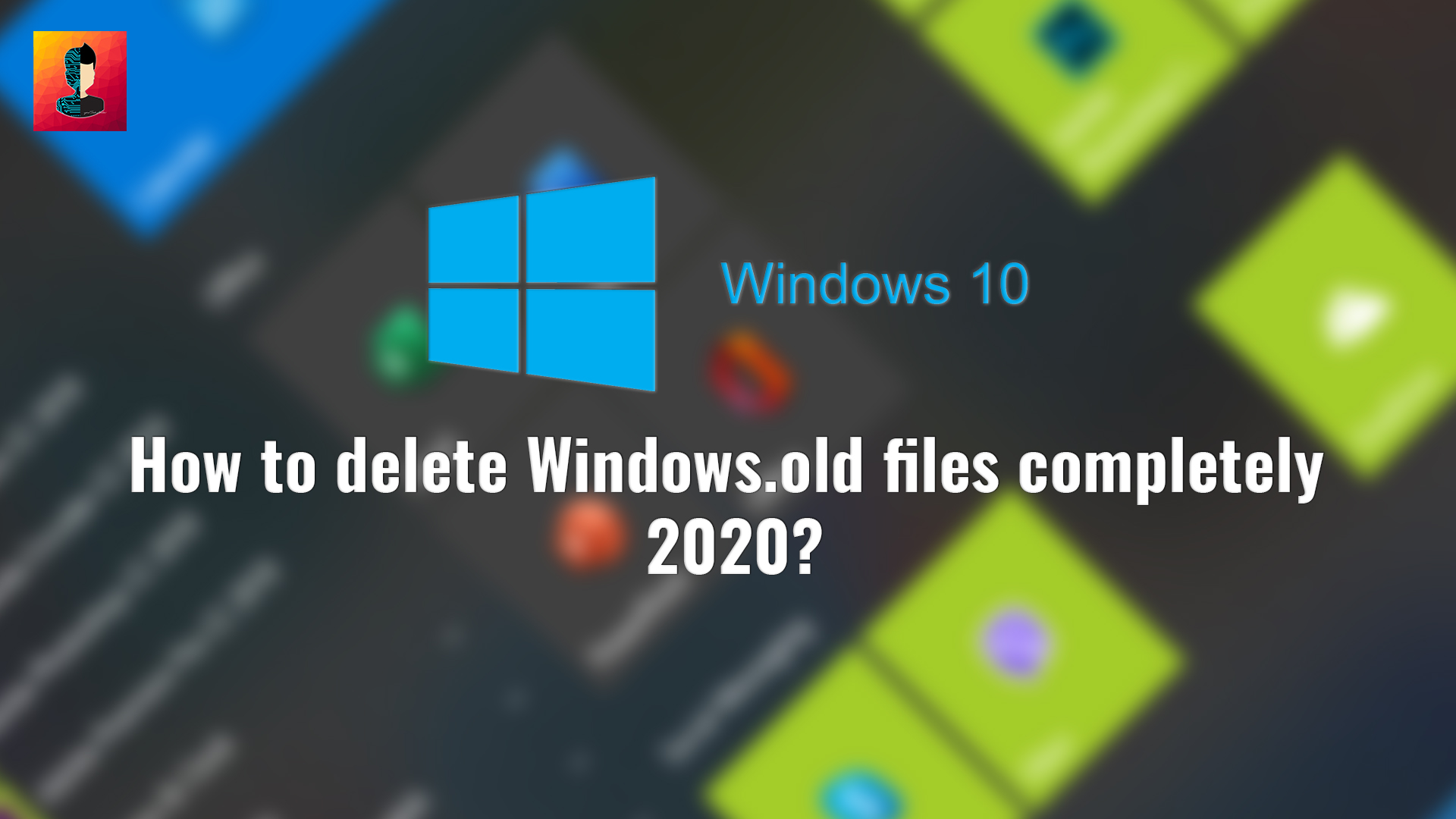 delete windows.old files