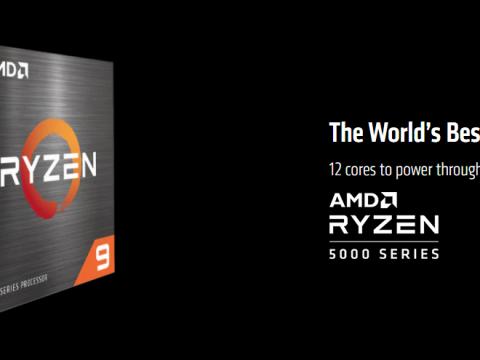 AMD Ryzen 9 5900X - Full Specification