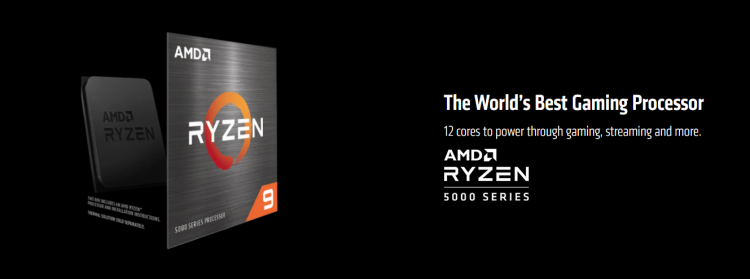 AMD Ryzen 9 5900X - Full Specification