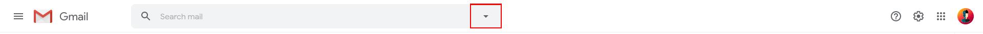 Click on arrow