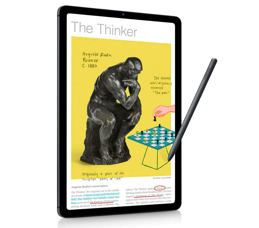 Samsung Galaxy Tab S6 Lite - Full Specification