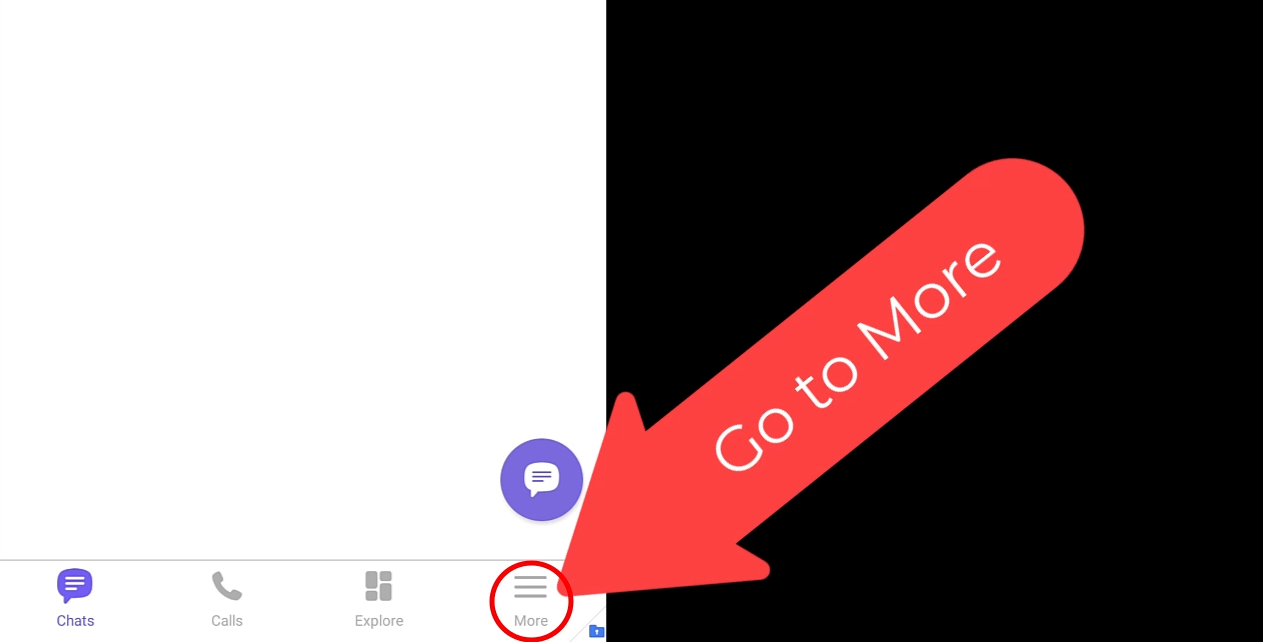 How to Activate Dark Mode on Viber