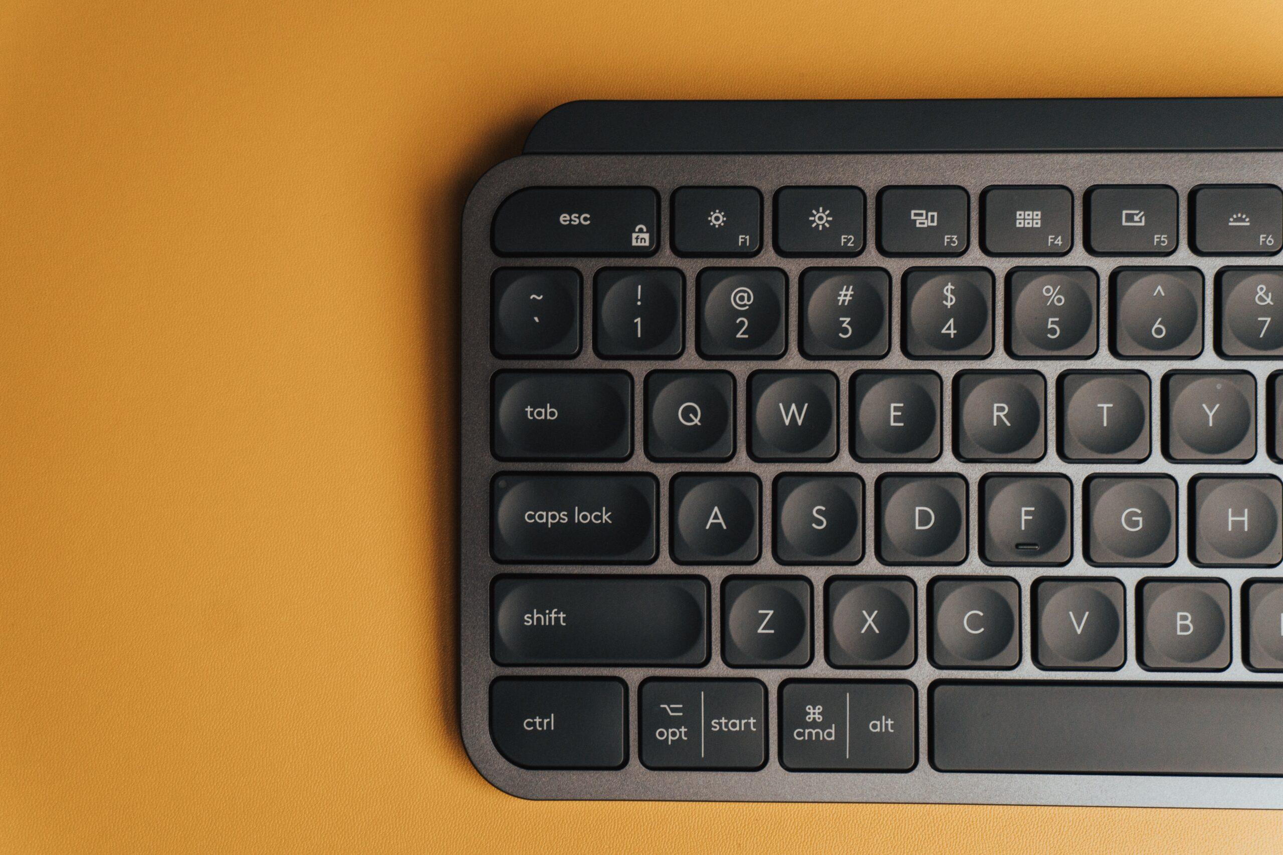 Logitech Mx Keyboard Review